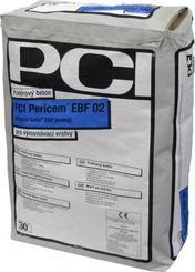 PCI Pericem EBF 02 jemný betonový potěr 25 Mpa, zrno 0-2mm 30kg