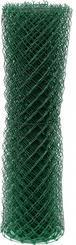 Čtyřhranné pletivo IDEAL PVC ZAPLETENÉ 125/55x55/25m -1,65/2,5mm, zelené