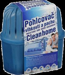 Pohlcovač vlhkost a prachu Cleanhome 450g