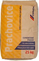 Prach. Multimalt Cementové pojivo 25kg folie