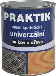 PRAKTIK 7550 synt.email oranž náv 0,6l