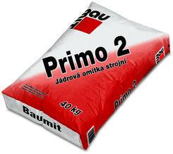 Baumit Primo 2, jádrová omítka strojní 2mm   40kg