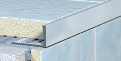 Ukončovací profil L masiv 10mm/2,5m hliník přírodní