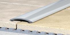 Přechodový profil samolepící 30mm/0,9m Al dřev. dub bílý