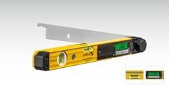 Digitální úhloměr TECH 700 DA, 80 cm  STABILA