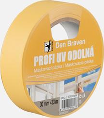Páska profi UV odolná mask.50mmx33m