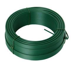 Vázací drát zelený PVC 2,0mmx50m
