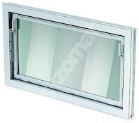 ACO Markant okno plastové sklepní bílé 90x40 (F1027)