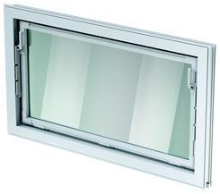 ACO Markant okno 400x400 plast bílé (F1020)