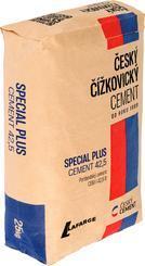 SPECIAL Portlandský cement CEM I - 42,5 R SPECIAL PLUS PAL+FOL 25kg
