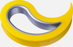 Zarážka STOPPY - Yellow - Žlutá
