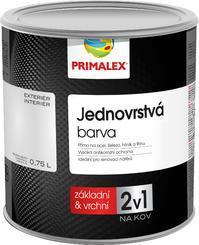 PX 2v1 synt kov modrá  0,75l