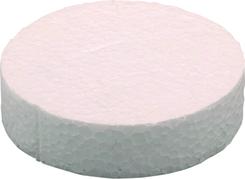 Polystyrenová záslepka KES 63mm (250ks/bal)