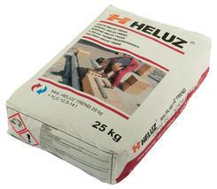 HELUZ TREND tepelněizolační zdicí a zakládací malta Z (zimní) 25 kg /35/