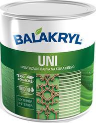 Balakryl UNI SATIN 0100 bílý (2,5kg)