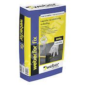 Weber.for fix - lepidlo na obklady a dlažby C2T  25 kg