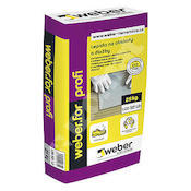Weber.for profi (LD) C1T nízkoprašné lepidlo  25kg