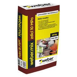 Weber.mix zdící malta 10 MPa 25kg