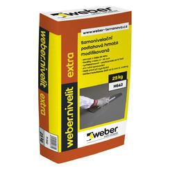 Weber.nivelit extra rychlá samonivelační hmota 25kg