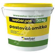 Weber.pas akrylát zrnitý 2mm (bezpříplatkový odstín) 30kg