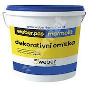 Weber.pas marmolit hrubozrnný 20kg