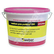 Weber.pas podklad UNI U (šedý) 1kg