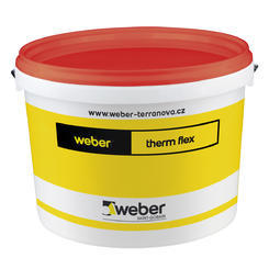 Webertherm flex barevný 25kg