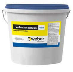 Weberton akrylát 5kg