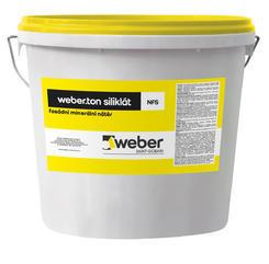 Weberton silikát 25kg