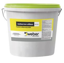 Weberton silikon 25kg