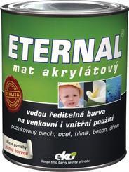 ETERNAL mat akrylátový 0,7kg zelená 06