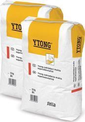 Ytong zakládací malta tepelněizolační - 15 kg25pal/ks