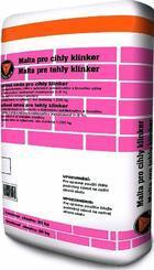 TERCA KLINKER malta zdicí 25kg (48ks/pal)