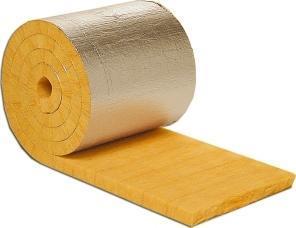 Lamelová rohož Isover ML3 tl.100 mm 0,6x2,5 m