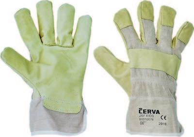 JAY Kids rukavice kombinované  (8982) - 1