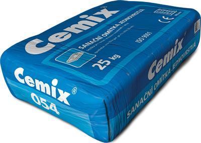 Cemix sanační omítka jednovrstvá 054 25kg