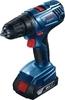 Vrtací šroubovák příklepový GSB 180-LI 18V 2x 2,0 Ah Bosch 06019F8307 - 1/2