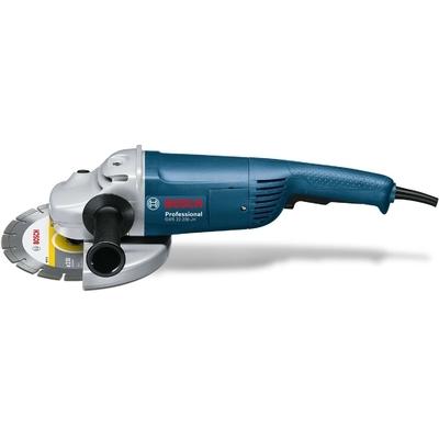 Úhlová bruska GWS 22-230 JH  230 mm  2200 W plynulý rozběh   Bosch 0601882M03