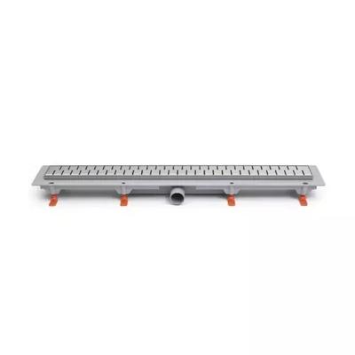 Žlab podlahový lineární 650 mm medium mat
