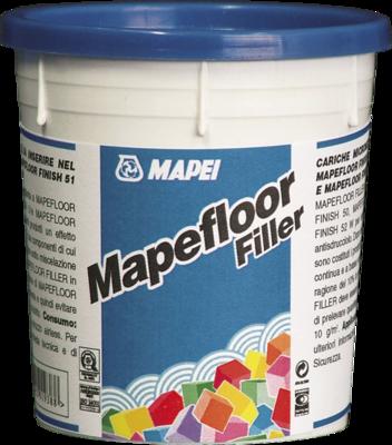 Mikromleté plnivo pro protiskluzné úpravy MAPEFLOOR FILLER 0,3 kg