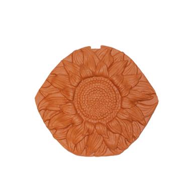 KM Beta hřebenová ucpávka - slunečnice Briliant cihlová