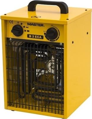 Topidlo elektrické s ventilátorem B 3 ECA 3 kW Master