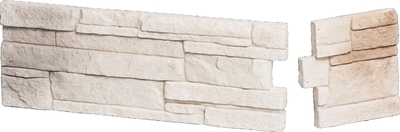 Betonový obklad INCANA ARCADA roh natural