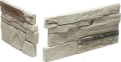 Betonový obklad INCANA CASTOR roh frio