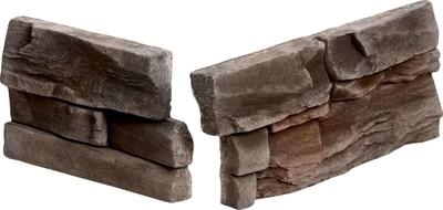 Betonový obklad INCANA BASALTO roh copper