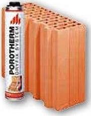 Cihla POROTHERM 30 Profi Dryfix 1/2 P10