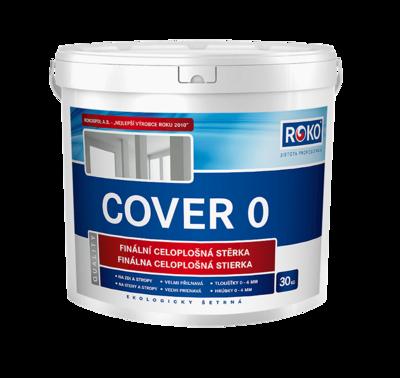 Finální celoplošná stěrka ROKO Cover 0 5 kg