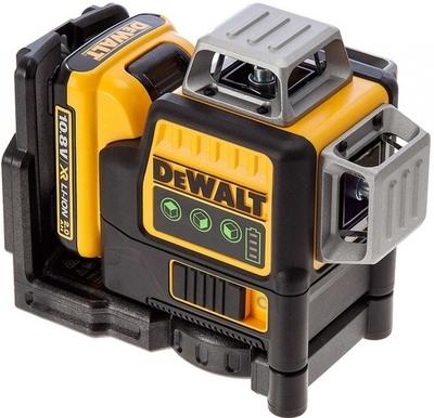 Křížový laser Dewalt DCE089D1G-QW