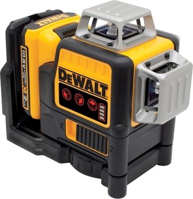 Křížový laser Dewalt DCE089D1R