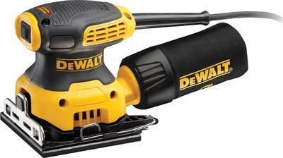 Vibrační pěstní bruska Dewalt DWE6411-QS
